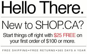 Free Shipping &  $25 Sign up Bonus!