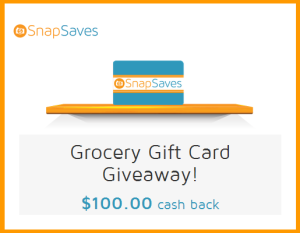 Grocery Gift Card Giveaway