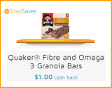 New Offer, Quaker Bars