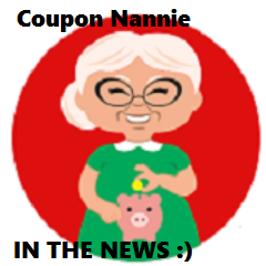 Coupon Nannie in the News