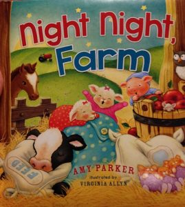 Night Night Farm Cover